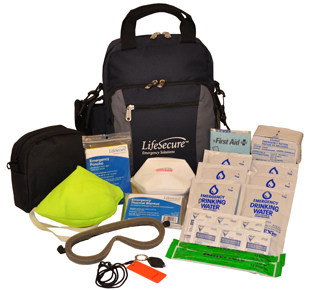 Extreme Disaster & Fires Evacuation Kit 80020
