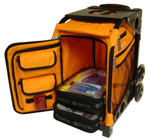 Emergency Earthquake Kit - MobileAid 1-Person 3-Day