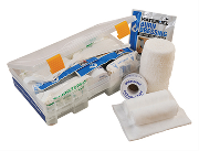 Large Wound Bandaging