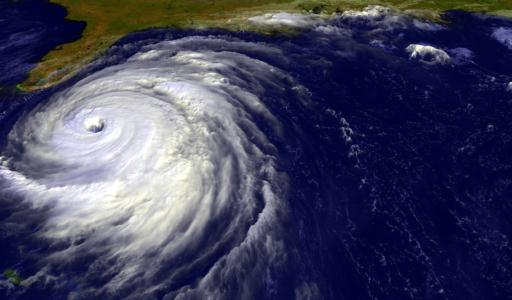 Hurricane floyd nasa