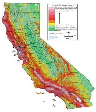 California Earthquake Hazard