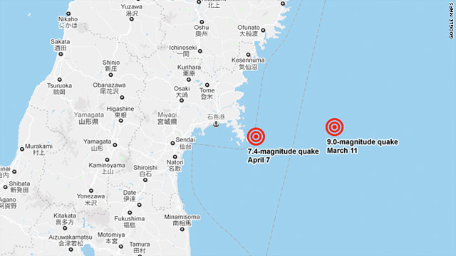 Japan Aftershock