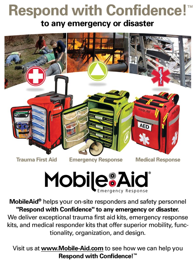 MobileAid Respond With Confidence FSM Ad