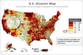 US Disaster Map