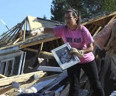 Survivor tornado