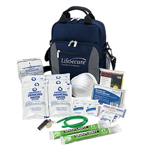 Personal Grab-and-Go 3-Day Emergency Kit (80001)