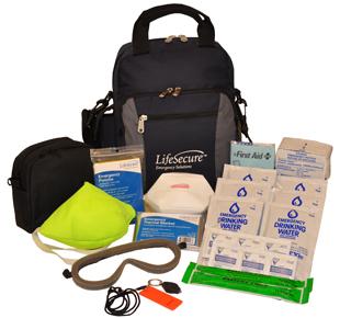 Extreme Disaster & Fires Evacuation Kit  80020
