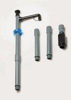 Emergency water filter pump
