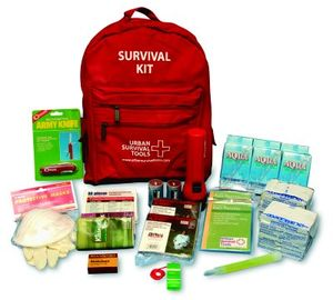 Red survival kit