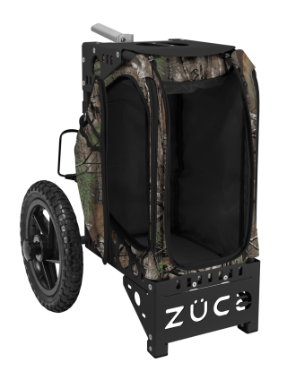 Inside Camo Bug Out Cart